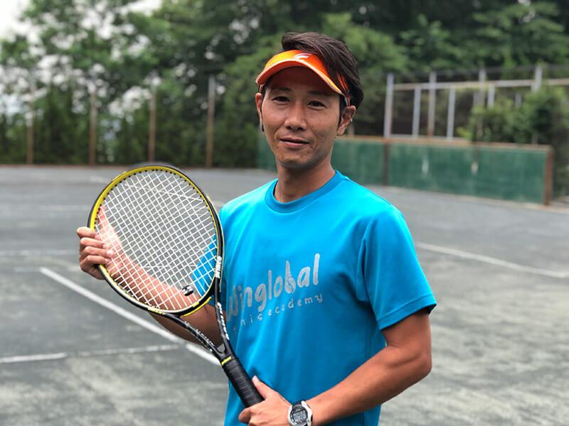 安井コーチ